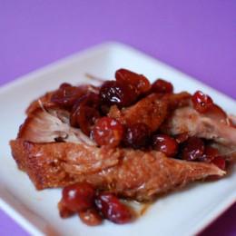 cranberry-pork