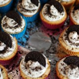 Oreo Cupcakes – Third time is a charm!