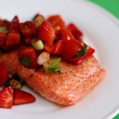 strawberry-salmon
