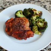 Spice Rubbed Chicken