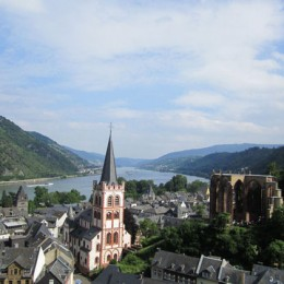 St Goar, Germany