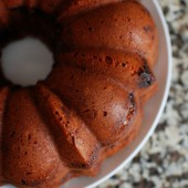 Blueberry Coffee Cake Bundt