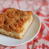 Granny Smith Apple Brunch Cake