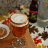 Pumpkin Vanilla Cocktail