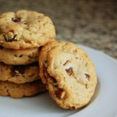 Chocolate Chip, Toffee, Toasted Coconut and Pecan Cookies