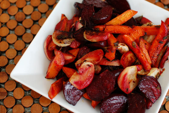 carrots beets roasted beets and carrots salt baked carrots and beets ...