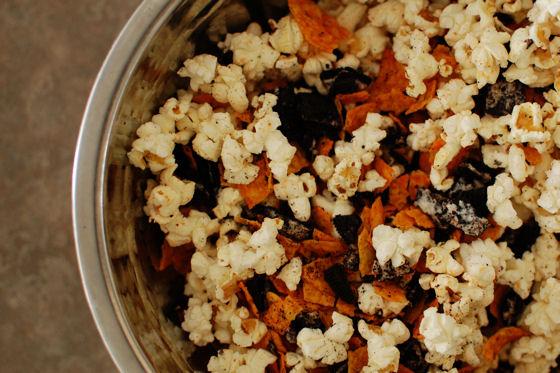 Dorito Oreo Popcorn