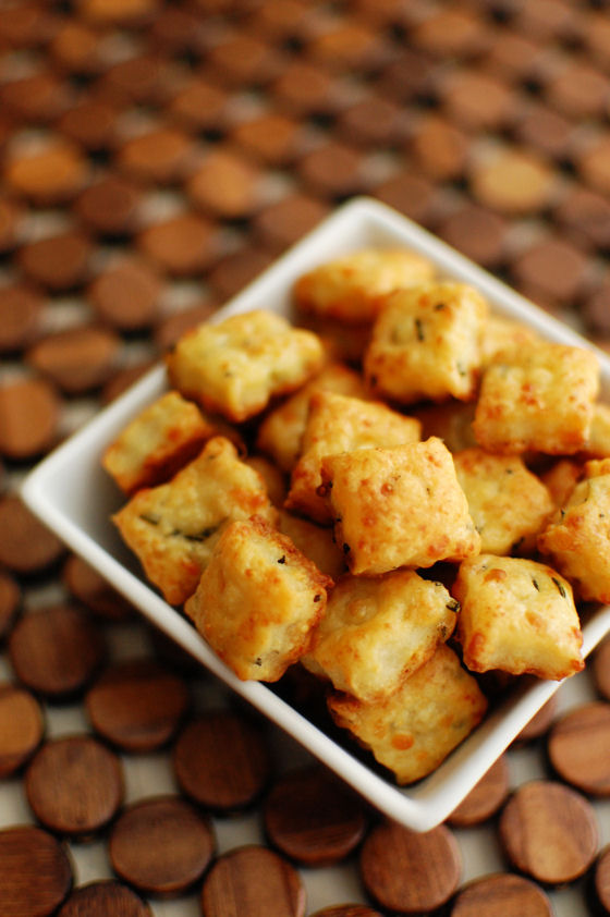Garlic Parmesan Cheez Its