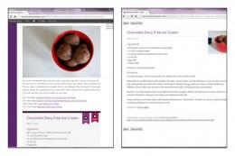 New Features - Print Recipe