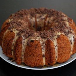 Peanut Butter Chocolate Chunk Bundt