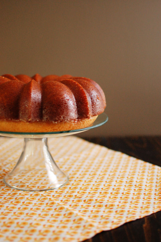 Kentucky Butter Cake Bundt