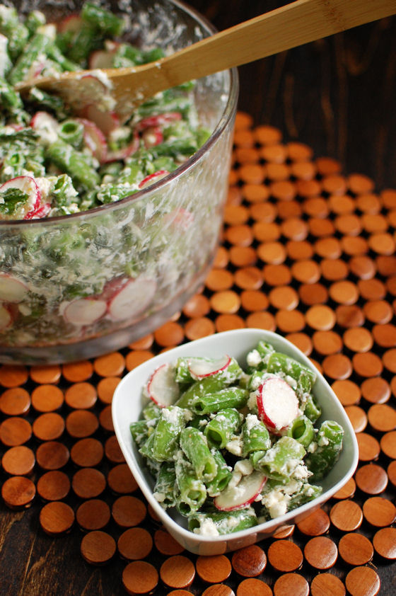 Sugar Snap Pea Salad Recipe — Dishmaps