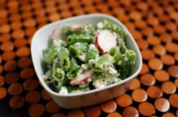 Sugar Snap Pea Salad