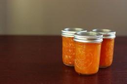 Jam Maker Peach Jam