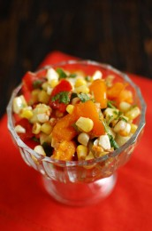Tomato Corn Summer Salad