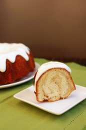 Cinnamon Roll Bundt