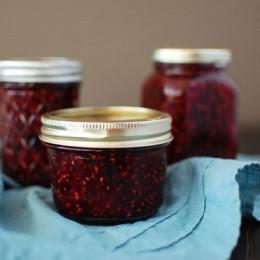 Raspberry Chipotle Jam