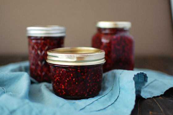 Raspberry Chipotle Raspberry Chipotle Jam