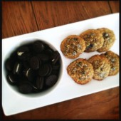 Oatmeal Oreo Cookies _ Something To Snack On