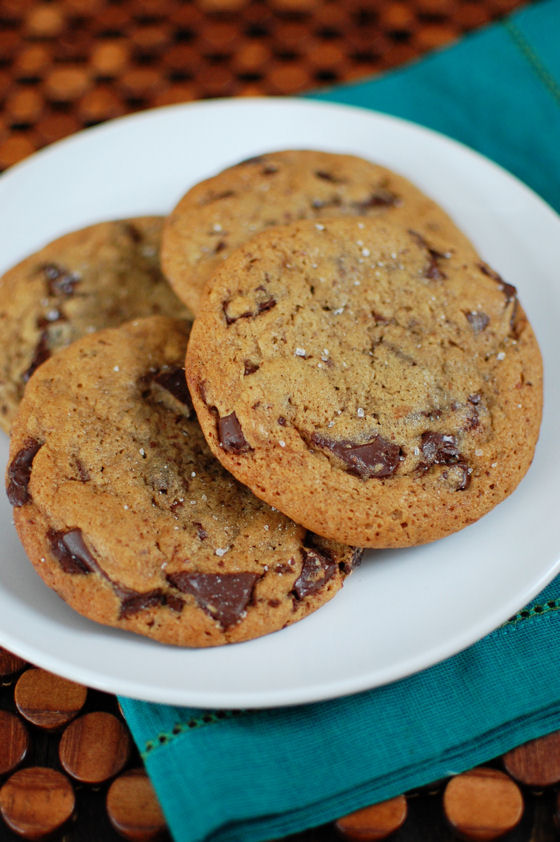 The Food Lab Chocolate Chip Cookie